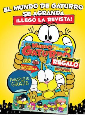Revista gaturro desde el el bazar del espect culo for Revistas de chismes del espectaculo