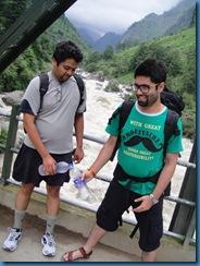 Govindghat start of the 14 Km