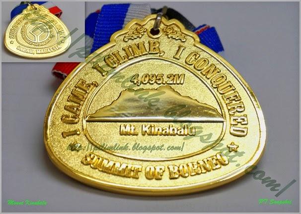 Mount Kinabalu Medal