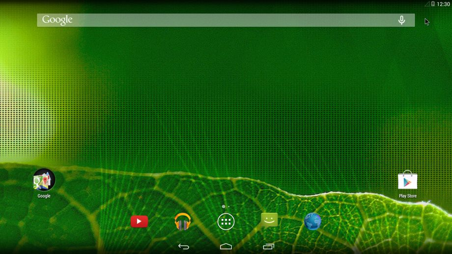 Android X86 4.4 KitKat