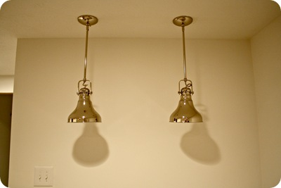 lowes industrial pendant light