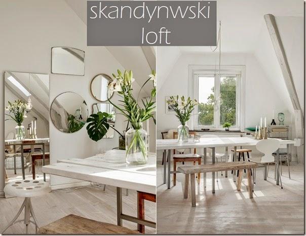 skandynawski loft