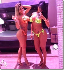 mujeres lindas cuerponas