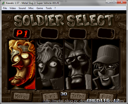 Free Download Metal Slug 2 PC Games