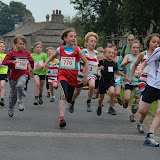 Arncliffe Junior races 2012 copyright Dave Woodhead