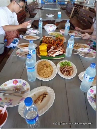 泰國芭達雅‧BBQ