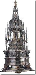 Custodia de la catedral de Zamora