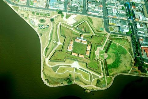Fortaleza de Sao José do Macapà - Amapà