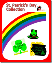 St. Patrick's Day Clipart that can be used in your projects.