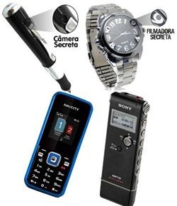micro-gravador