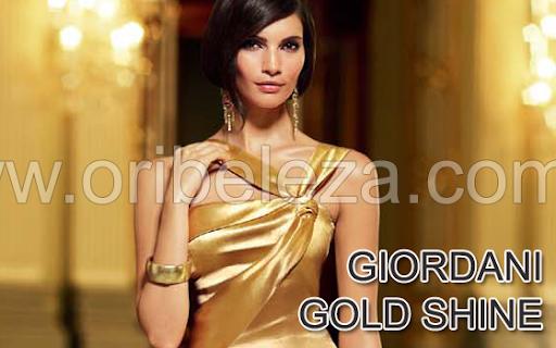 Vídeo Giordani Gold Shine da Oriflame
