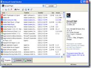 Disinstallazione completa dei programmi dal PC con Install Monitor