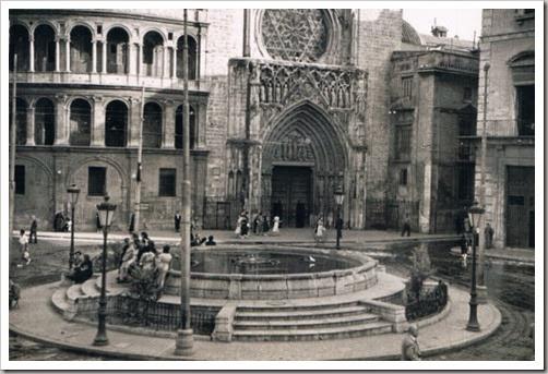 1955 PLAZA DE LA VIRGEN