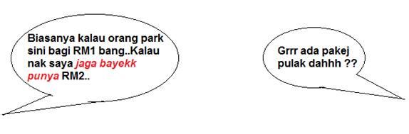 pakej parking