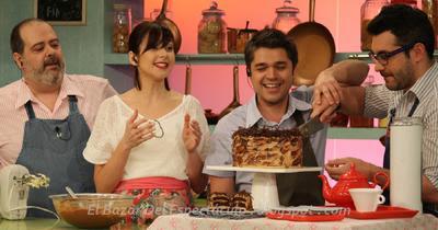 Cocineros argentinos 2013 5 temporada nuevas secciones for Bazar del cocinero