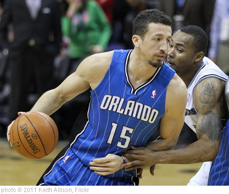 'Hedo Turkoglu and Rashard Lewis' photo (c) 2011, Keith Allison - license: http://creativecommons.org/licenses/by-sa/2.0/