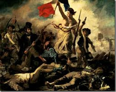 liberty leading the people delecroix
