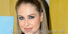 Corazón Indomable Capitulo 86