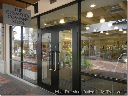 Johor Premium Outlets 9