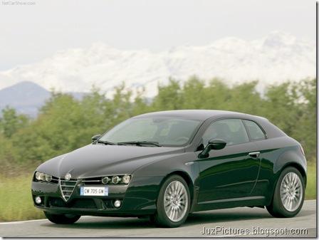 Alfa Romeo Brera 8