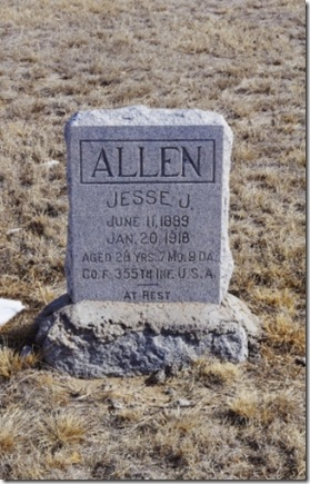 WWI Allen