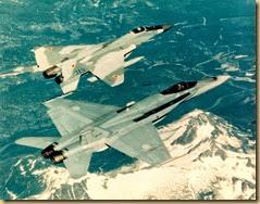 F-18 Russian 1 F-18 Russian 2a