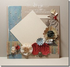 Friends Are Treasures of the Heart Scrapbook Class