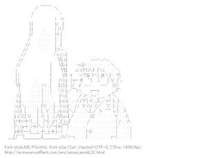 [AA]Kurasaki Fuuko & Arita Haruyuki (Accel World)