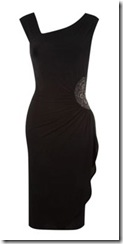 Marella Black Dress