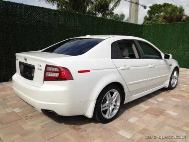 2008 acura tl type s specifications pictures prices. Black Bedroom Furniture Sets. Home Design Ideas