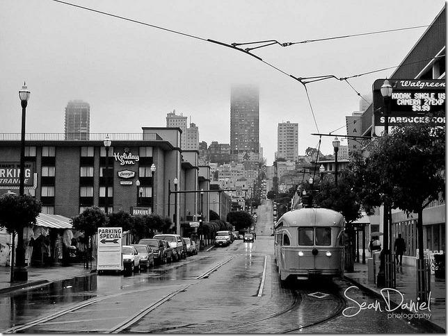 Foggy San Fran