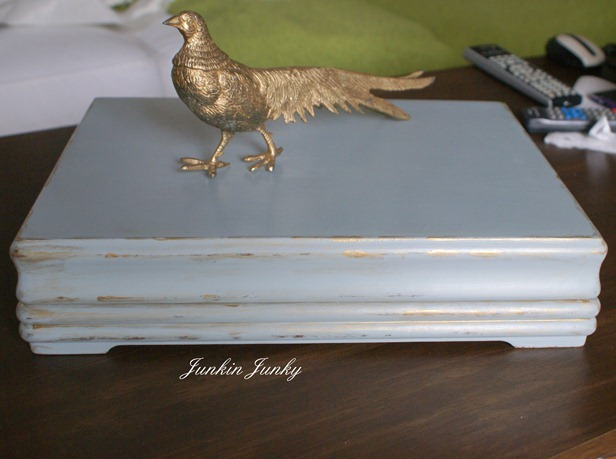 diy chalk paint - www.junkinjunky.blogspot.com