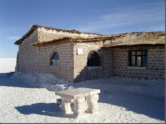 Salar de Uyuni Hotel de Sal,Uyuni