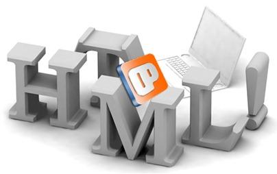 Html blogger