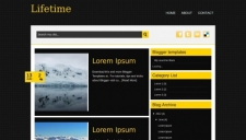 Lifetime blogger template 225x128