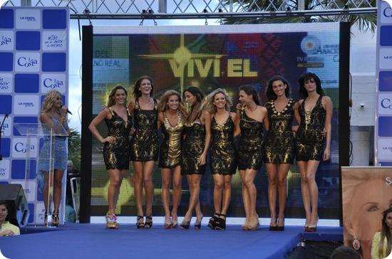 La Costa presentó un desfile con las últimas tendencias de la moda