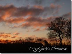 Solnedgang Piberhus