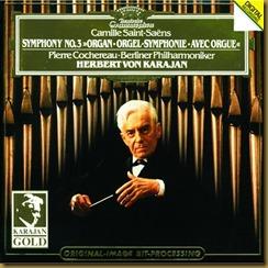 Saint Saens Organo Karajan