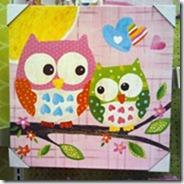 target owl wall hanging
