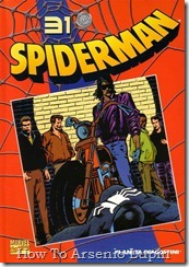 P00032 - Coleccionable Spiderman #31 (de 50)