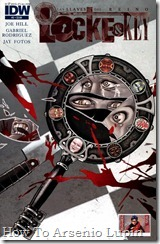 P00002 - Locke &amp; Key - Las Llaves del Reino #6