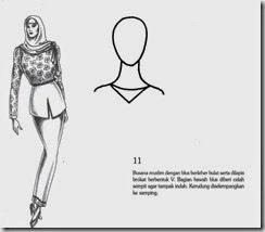 desain baju muslimah