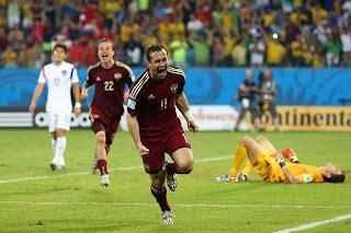 Les joueurs russes unanimes:«Nous irons en huitièmes»
