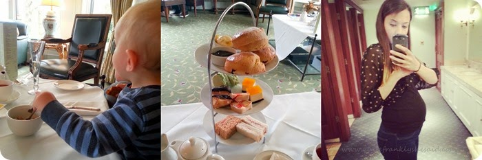 ettington park hotel afternoon tea stratford