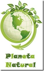 logo planeta natural