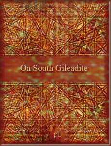 On South Gileadite