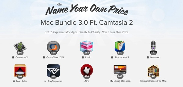 Mac bundle 30 ft camtasia 21
