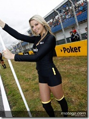 Paddock Girls Gran Premio bwin de Espana  29 April  2012 Jerez  Spain (13)