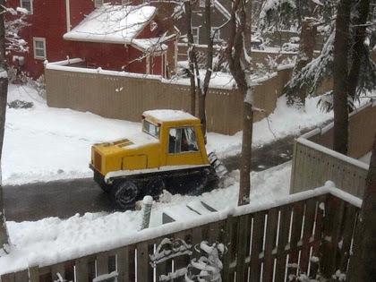 RA snowplow