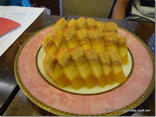 元樂年輪蛋糕-芒果